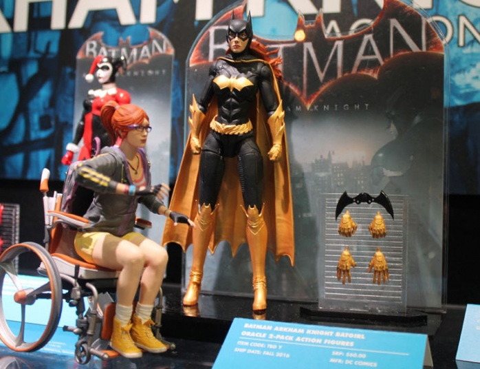Toy Fair Batman Arkham5