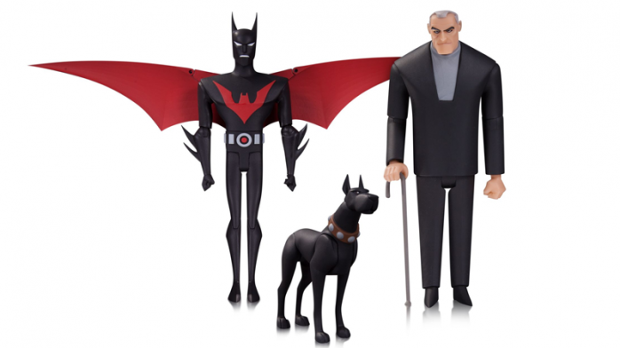 Toy Fair Batman Beyond