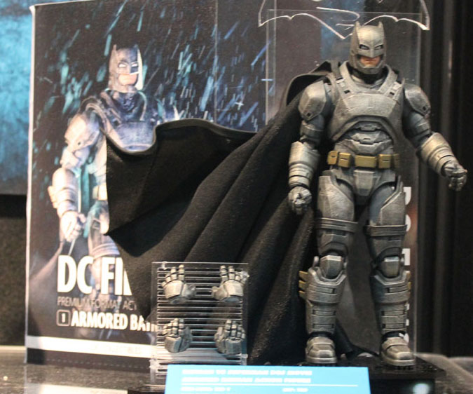 Toy Fair Batman
