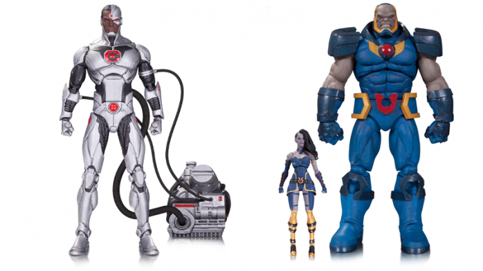 Toy Fair Darkseid Cyborg