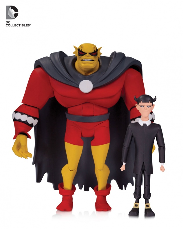 Toy Fair Etrigan Klarion