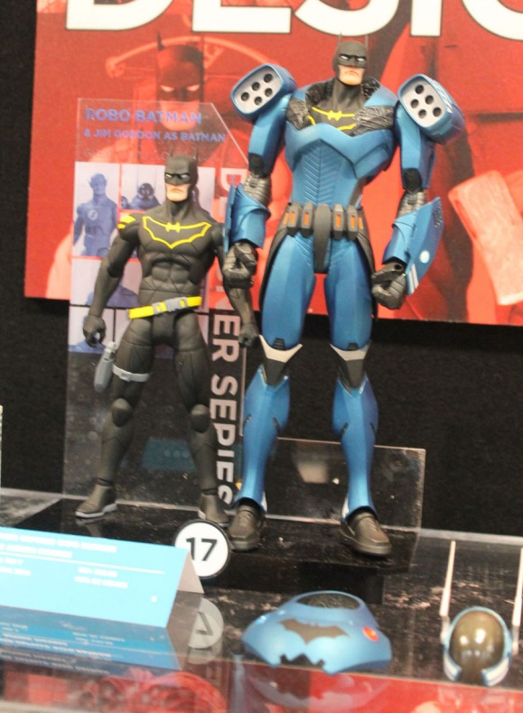 Toy Fair Robo Batman
