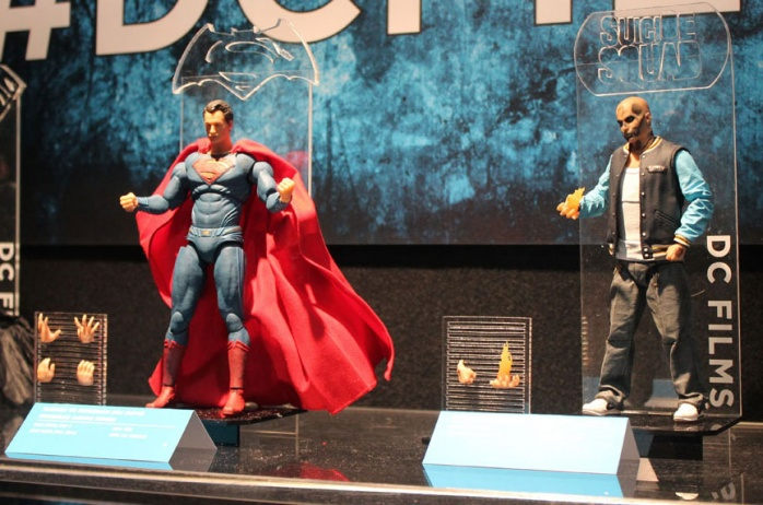 Toy Fair Superman Diablo