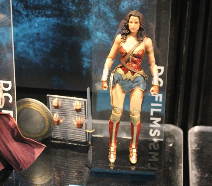 Toy Fair Wonder Woman