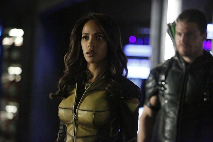 Vixen en Arrow (7)