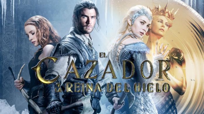 cartel cazador y la reina del hielo2