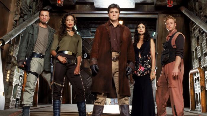 Firefly en Netflix