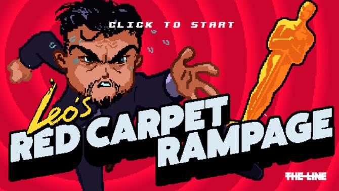leos red carpet rampage videojuego