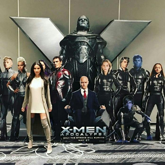 Olivia Munn - X-Men Apocalipsis promo