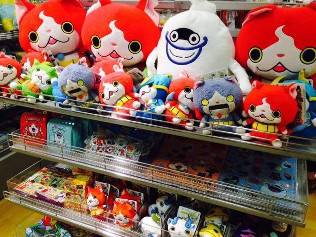 youkai_watch_merchandising