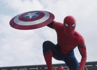 Civil War Spiderman