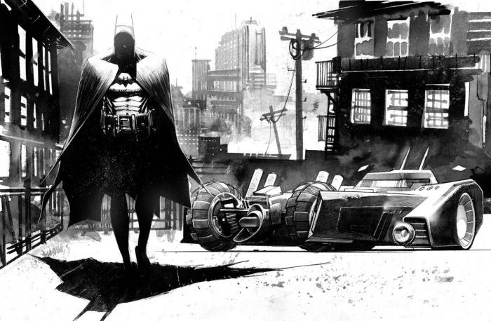 All Star Batman Murphy