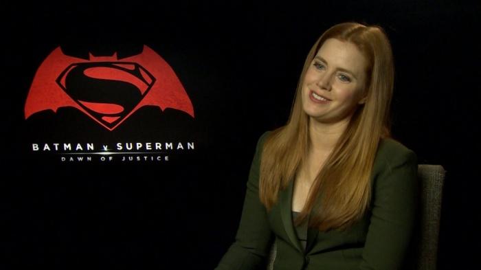 Amy Adams interview