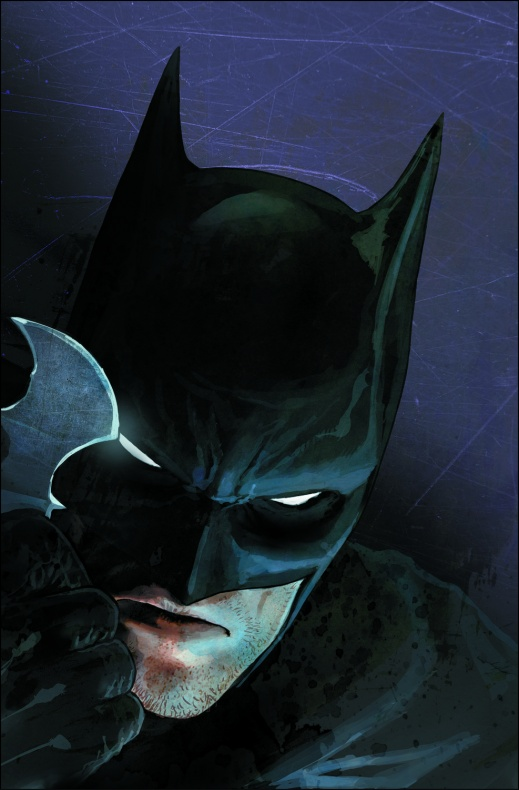 BATMAN REBIRTH 1
