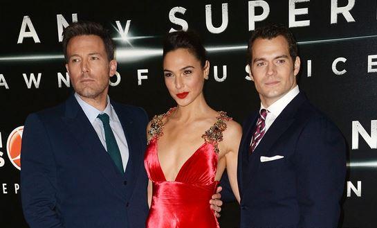 Batman v Superman premiere1