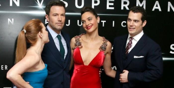 Batman v Superman premiere1b