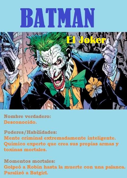 Batman1 Joker