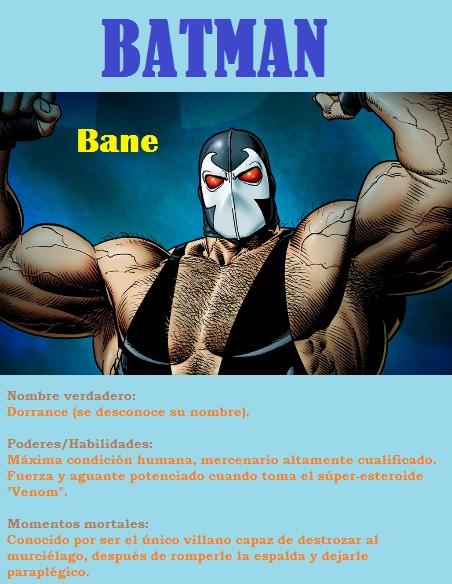 Batman3 Bane
