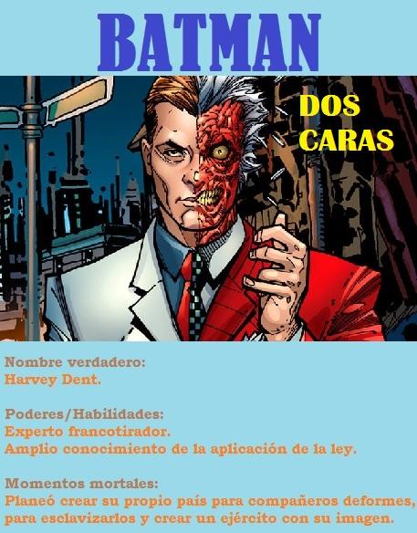 Batman4 Dos Caras