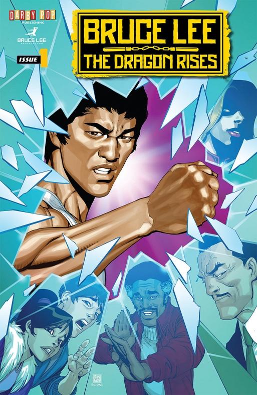 Bruce-Lee portada 1 Bernard Chang