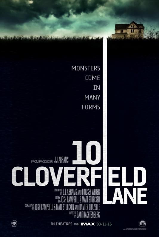 Calle Cloverfield 10 10