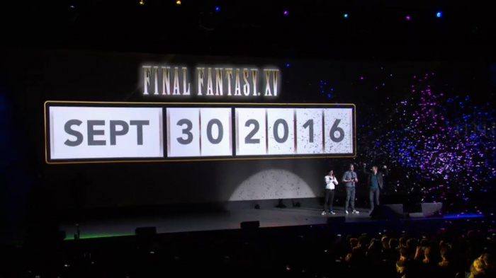final fantasy xv fecha