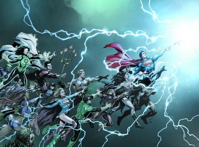DC Rebirth Special