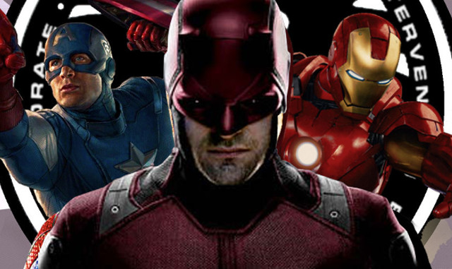 Daredevil Civil War