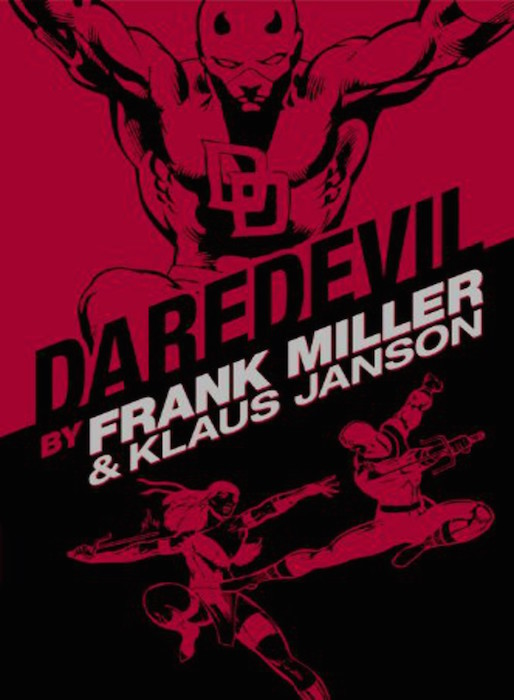 Daredevil de Frank Miller y Klaus Jansen