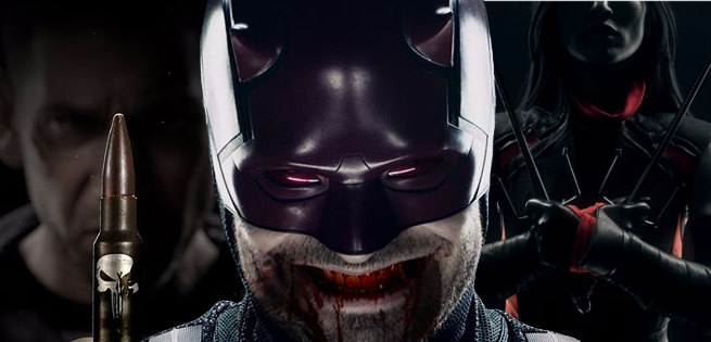 Daredevil easter eggs