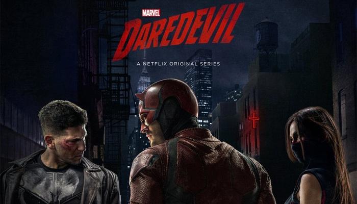 Daredevil temporada 2 DD Punisher Elektra 02