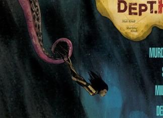 Dark Horse Depth