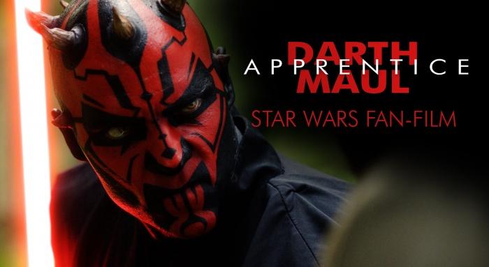Darth Maul Apprentice Star Wars fan film