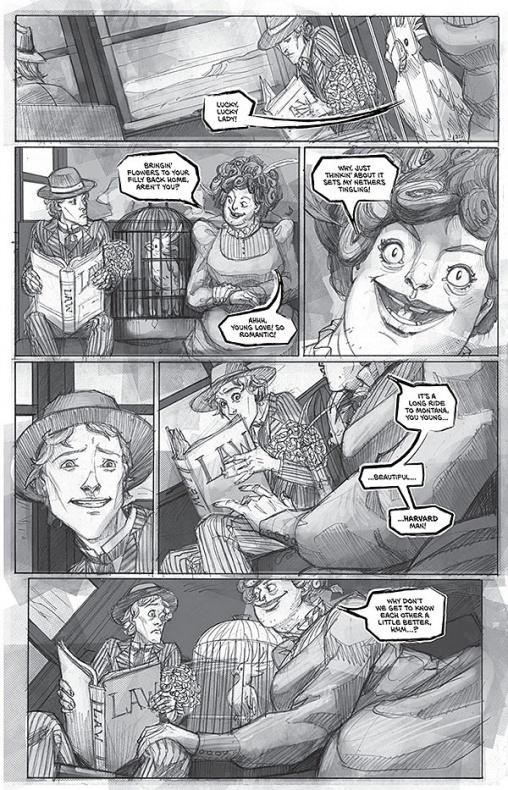 Deadskins Página interior (6)