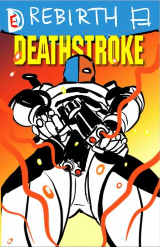 Deathstroke 3