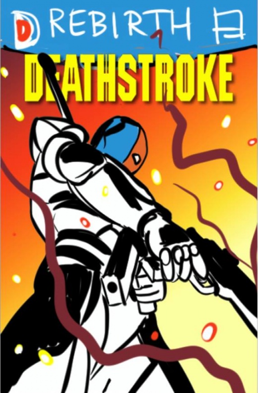 Deathstroke 4