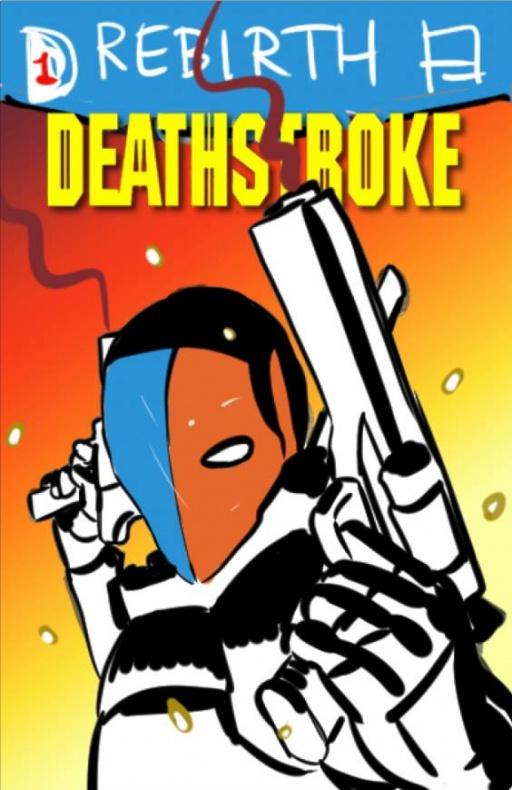 Deathstroke 5
