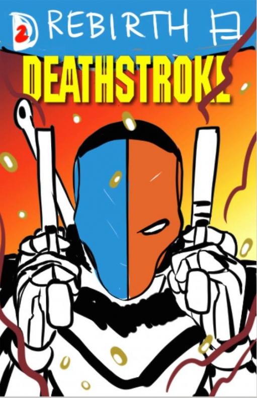 Deathstroke 7