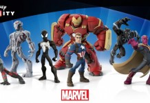 Disney Infinity Marvel Battlegrounds