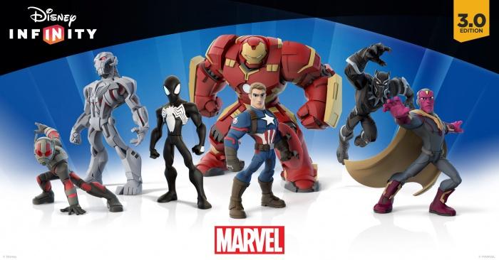 Disney Infinity Marvel Battlegrounds