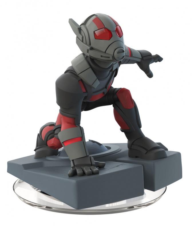 Disney Infinity Marvel  Battlegrounds nuevas figuras AntMan