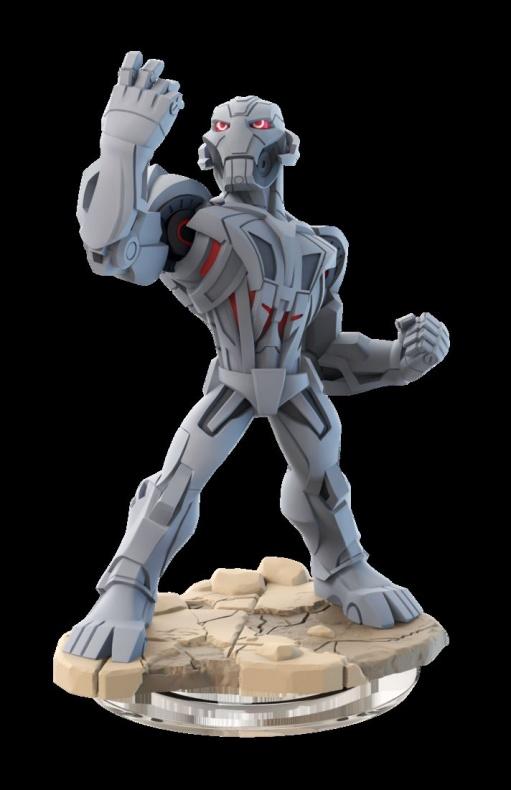 Disney Infinity Marvel  Battlegrounds nuevas figuras Ultrón