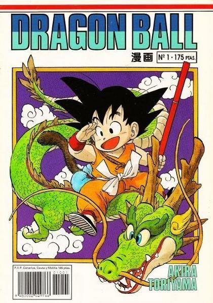 Dragon Ball Nº1