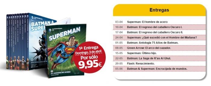 El correo DC Comics