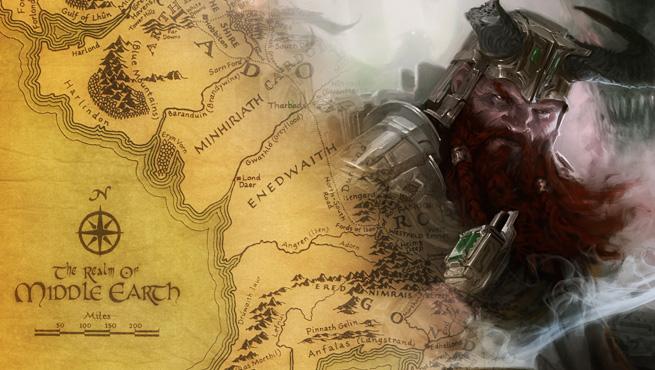 El señor de los anillos dragones y mazmorras
