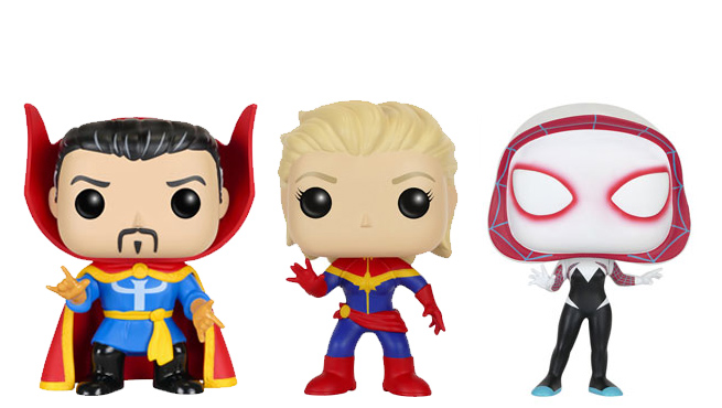 Funko POP! Marvel Destacada