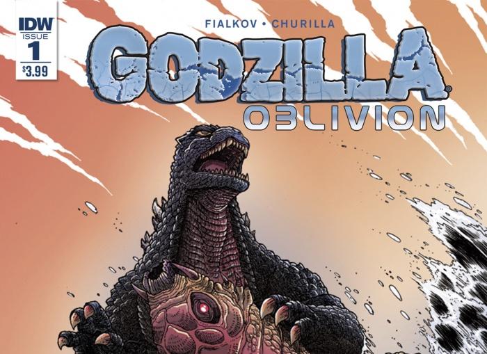 Godzilla Oblivion Destacada