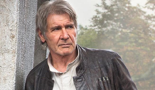 Harrison Ford muerte de Han Solo desde 30 años