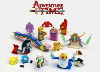 Hora de Aventuras Lego