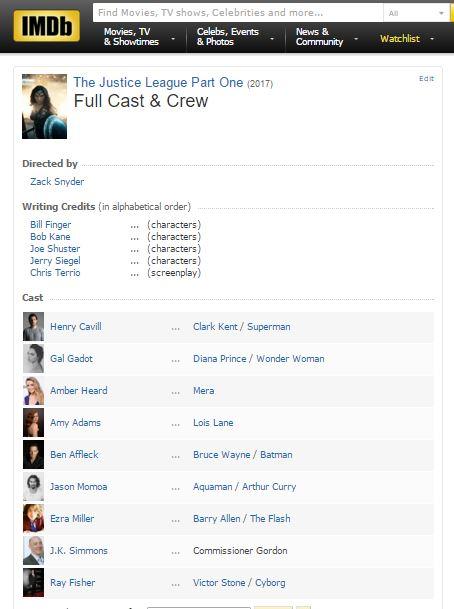 IMDb JL1